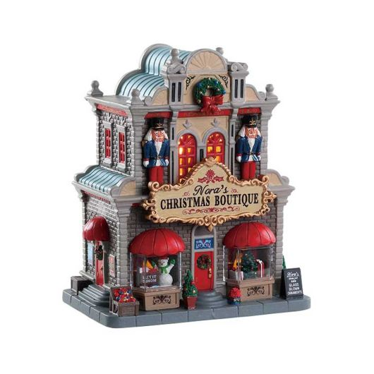 Lemax Nora's Christmas Boutique (85344)