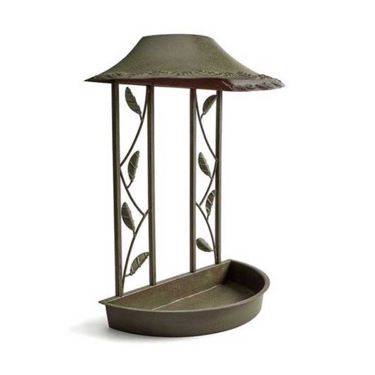 Peckish 'Secret Garden' Wall Hanging Bird Table