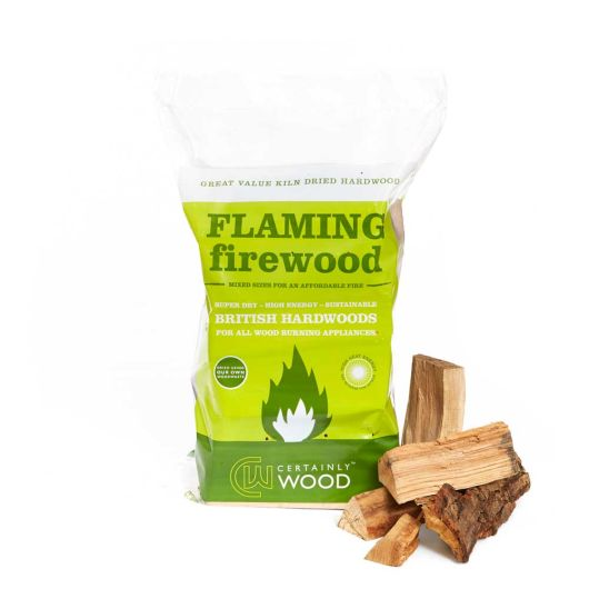 Certainly Wood Flaming Firewood