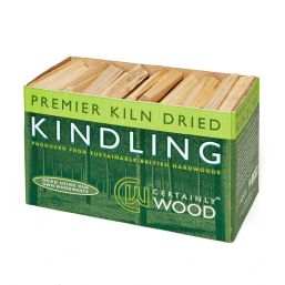 Certainly Wood British Kiln Dried Kindling