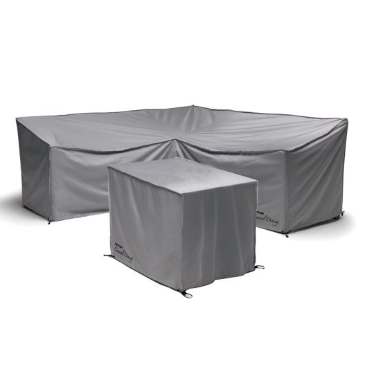 Kettler Palma Mini Corner Set & Table Cover