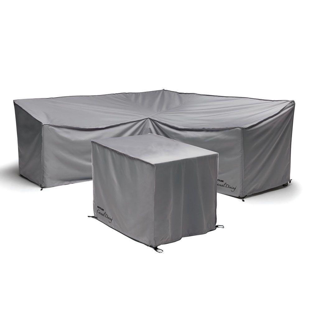 Kettler Palma Mini Corner Set & Table Cover  Garden Store Online