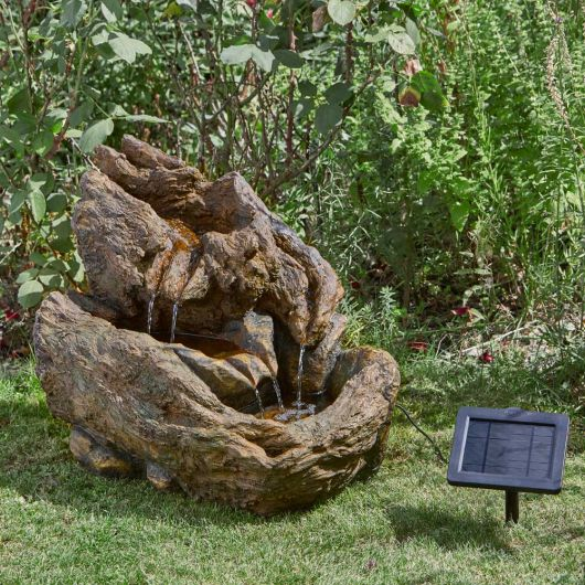 Smart Garden Wychwood Falls Solar Water Feature