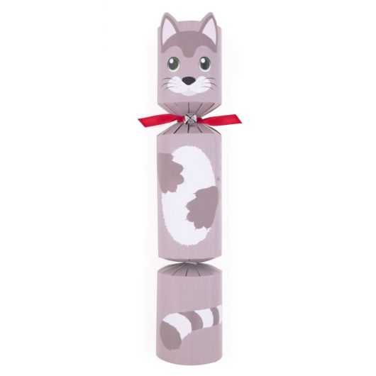 Festive Feline Pet Christmas Cracker