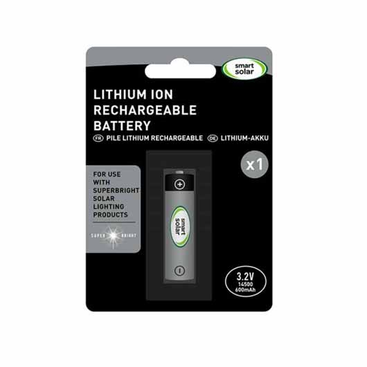 Smart Garden - Lithium ION Rechargeable Battery 3.2V 600mAh