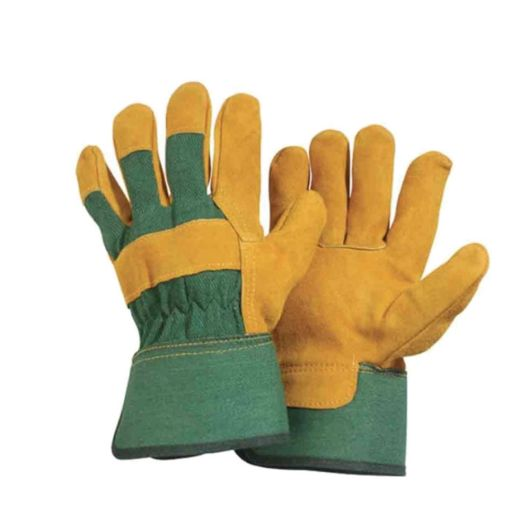 X Large Suede Rigger Gloves