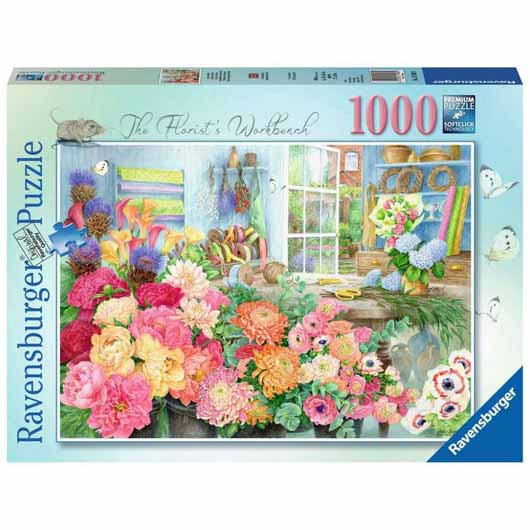 The Florist's Workbench 1000 Piece