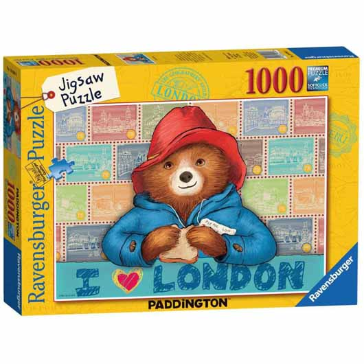 Paddington Bear 1000 Piece