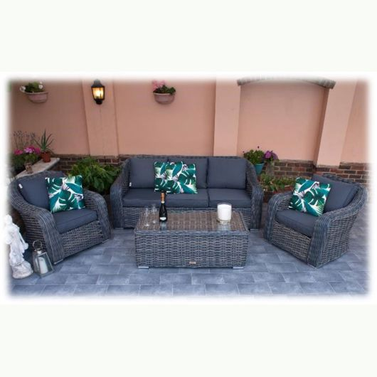 Firmans Miami 3 Seater Sofa Set