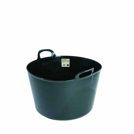 Garland 73L Builders Flexi Tub Black