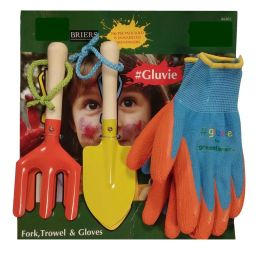 See more information about the Greenfingers Tool & Glove Set