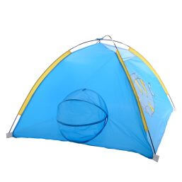 See more information about the Childrens Play Tent - Blue