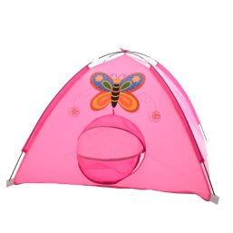 See more information about the Butterfly Play Tent - Pink