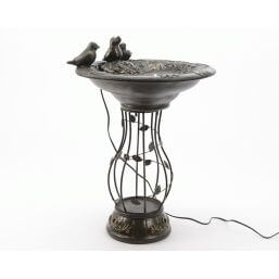 See more information about the LED Bird Fountain