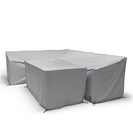 Kettler Palma Corner Set & Table Cover
