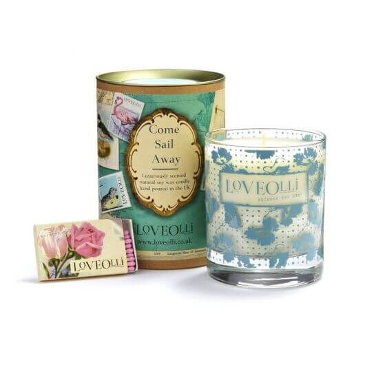 Come Sail Away Scented Candle
