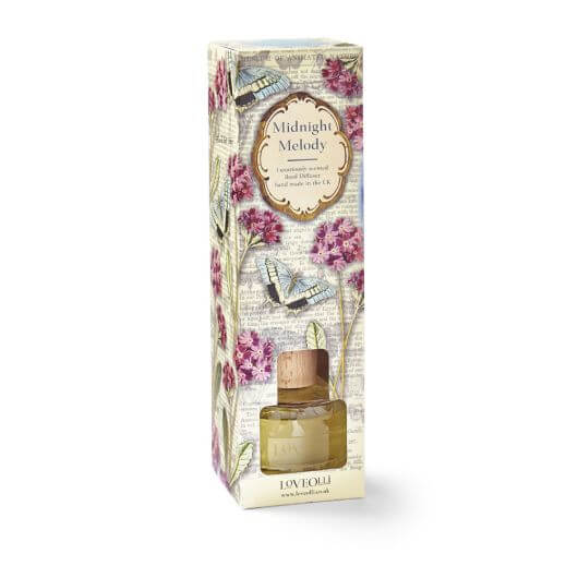 Midnight Melody Reed Diffuser