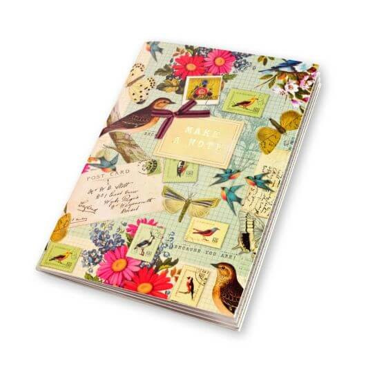 LoveOlli Spring has Sprung Notebook