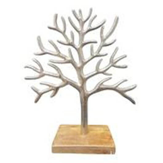 Large Decorative Metal Tree