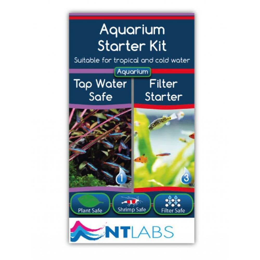Nt labs aquarium starter kit garden store online for Online aquarium fish store