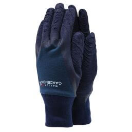See more information about the Town & Country Master Gardener Gloves -  Navy (Large)
