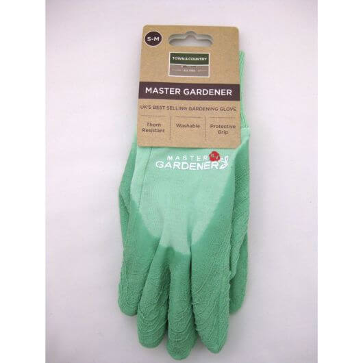 Town & Country Master Gardener Gloves Mint S-M
