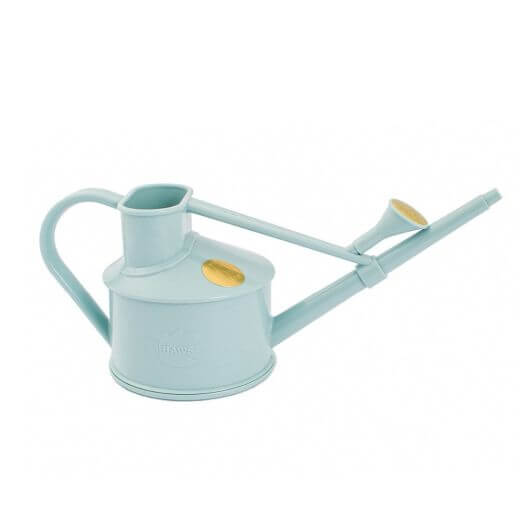 Haws Indoor Watering Can 0.7L -Duck Egg Blue