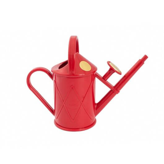 Haws Heritage Watering Can 1L -Red