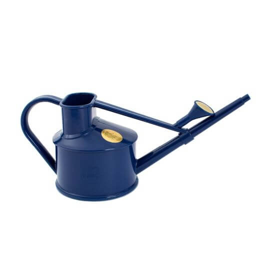 Haws Indoor Watering Can 0.7L -Blue