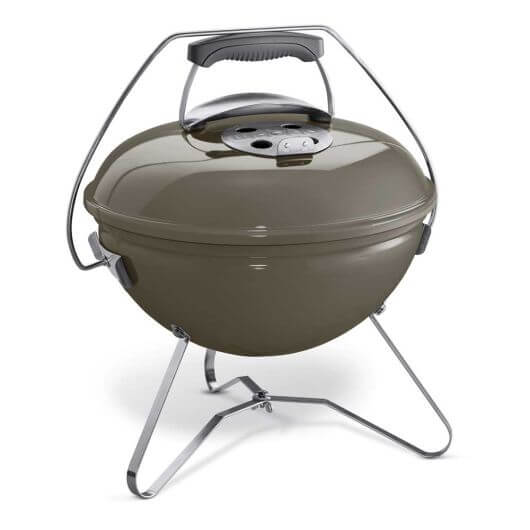 Weber Smokey Joe Premium in Smoke Grey
