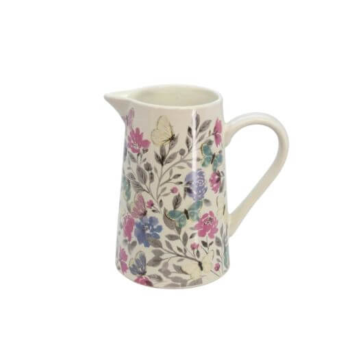 Papillon Ceramic Large Jug