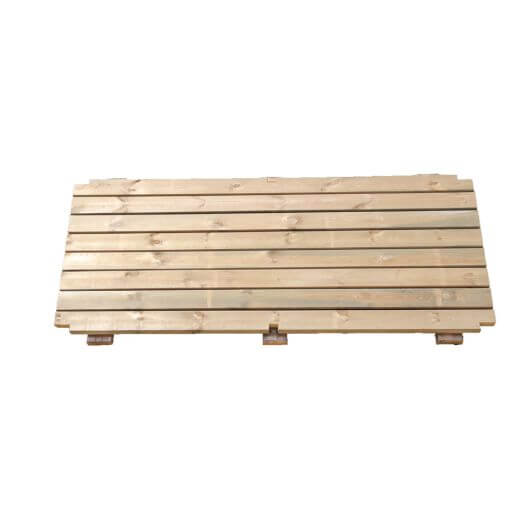 Base for Sleeper Raised Bed/ Aquatic Planter Large (180 x 90cm)