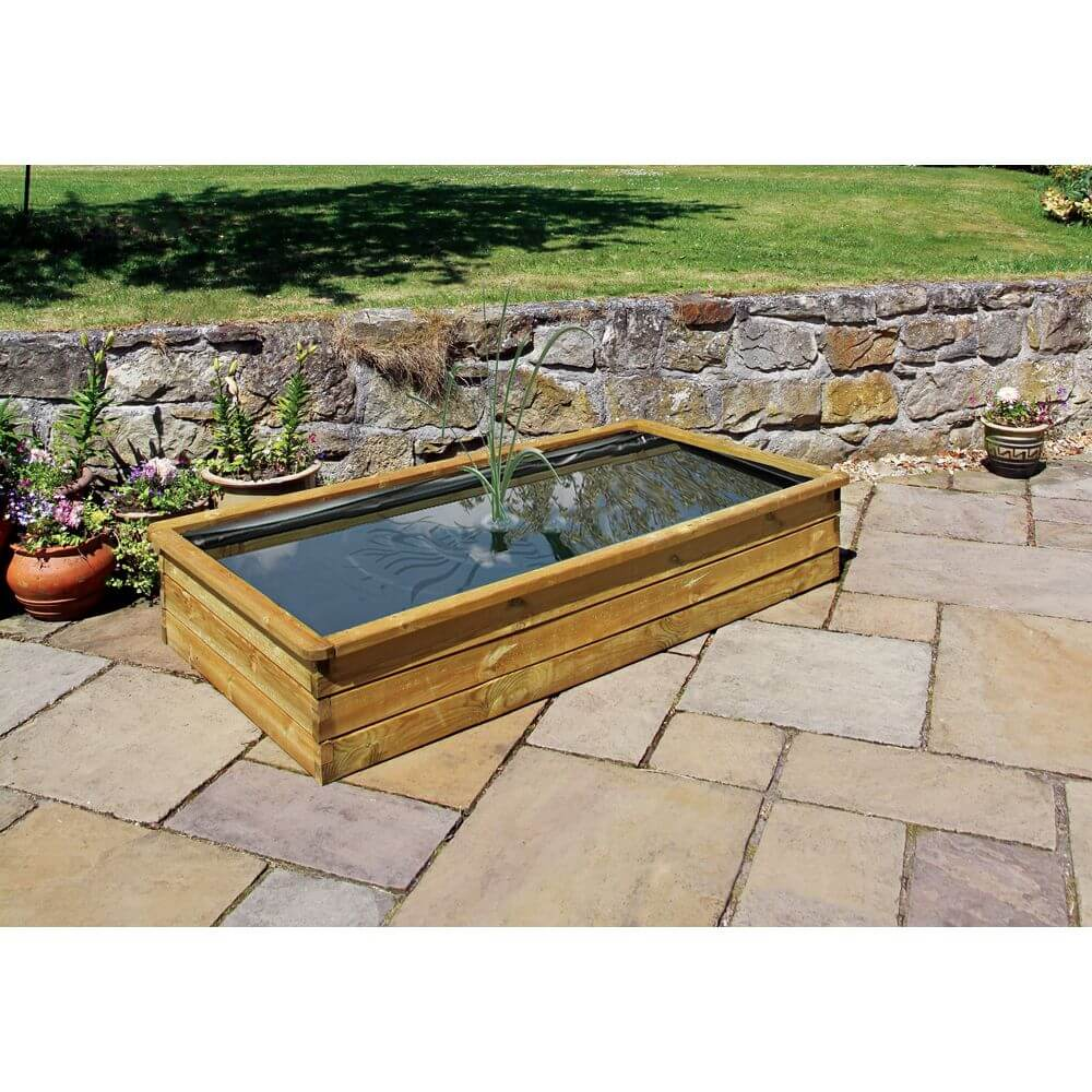 Zest Aquatic Planter - Large Shallow