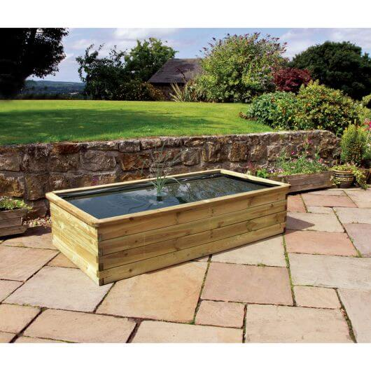 Zest Aquatic Planter - Large Deep