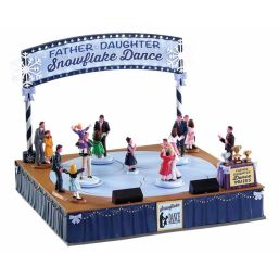 Lemax Father Daughter Dance (74224)