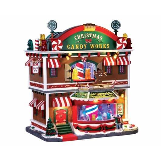 Lemax Christmas Candy Works (65164)