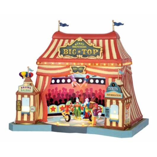 Lemax Berry Brothers Big Top (55918)
