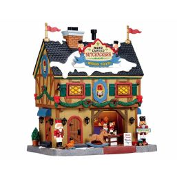 Lemax Nutcracker & Wood Toy Carve (55994)
