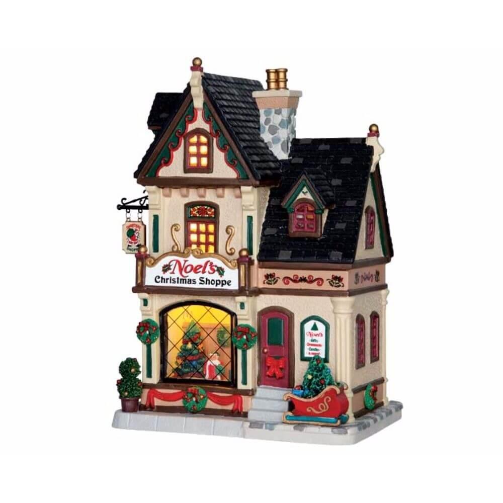 Lemax Noel\'s Christmas Shoppe (65154) | Garden Store Online