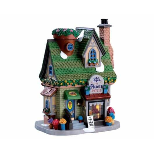 Lemax The Flower Patch (75240)