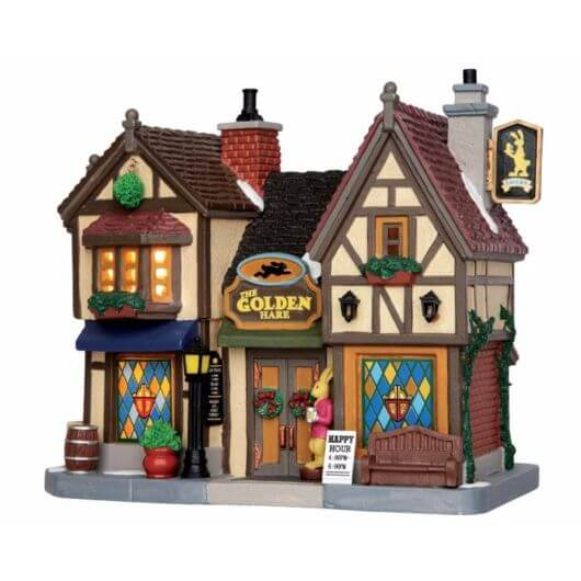Lemax The Golden Hare Tavern (55019)