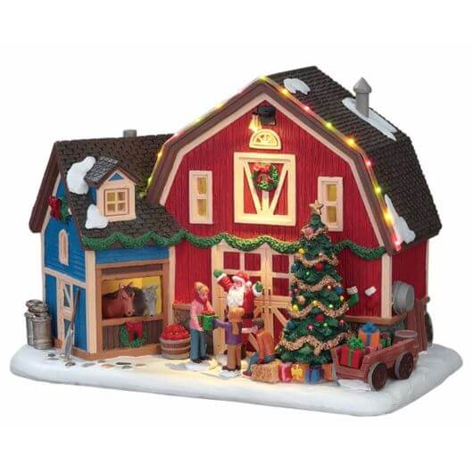 Lemax Christmas At The Farm (75192)