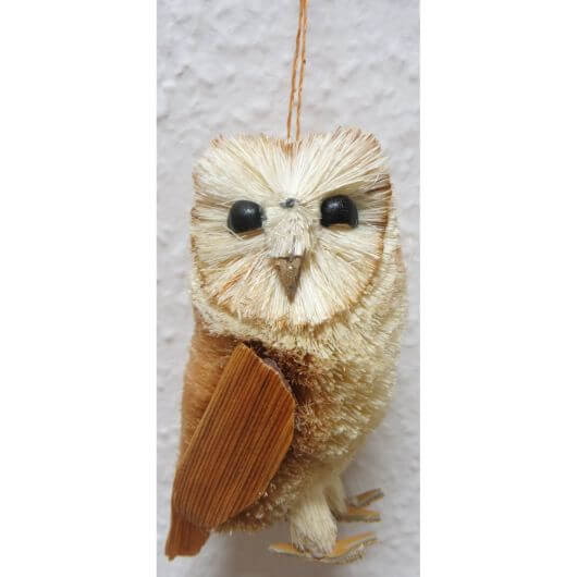 Hanging Barn Owl