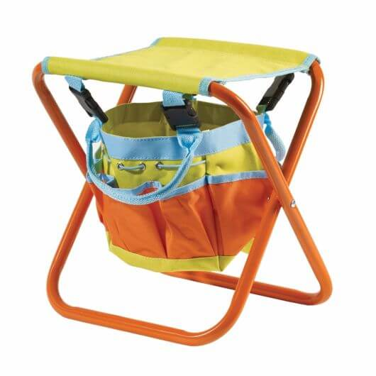 Kids Folding Stool with Storage Bag