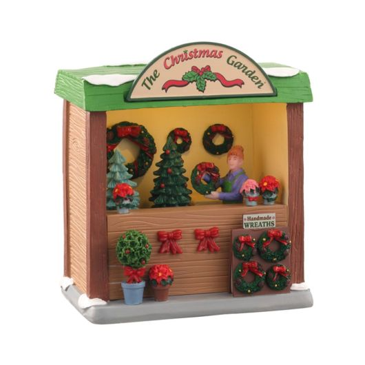 Lemax The Christmas Garden (04744)