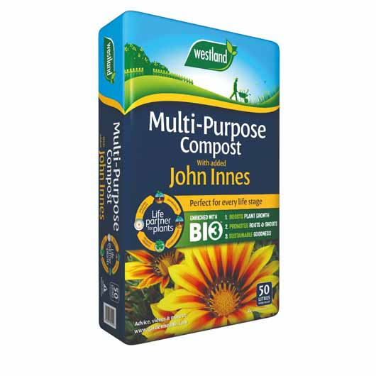 Multi Purpose Compost with John Innes