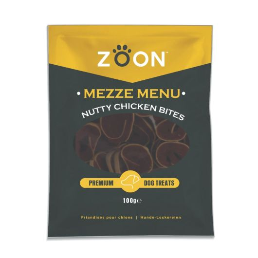 Zoon Mezze Menu Nutty Chicken Bites