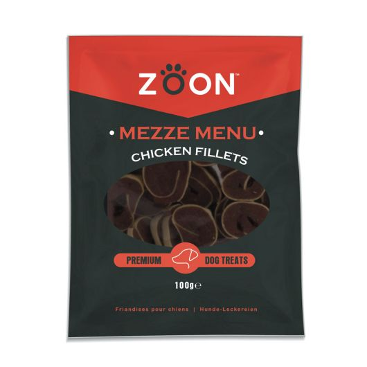 Zoon Mezze Menu Chicken Fillets