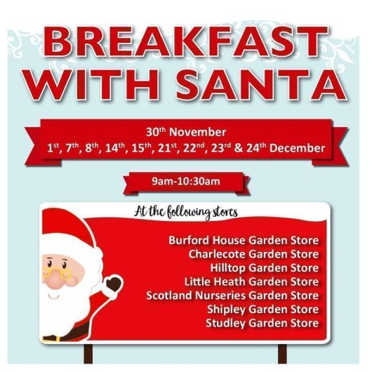 Breakfast With Santa 30/11 CGS Child