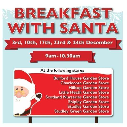 Breakfast with Santa 03/12 BH Adult